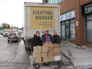 Orthodontics at Don Mills helps fight hunger over the holidays